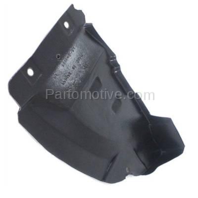 Aftermarket Replacement - ESS-1109L 99-02 Lanos Engine Splash Shield Under Cover Left Driver Side DA1228102 96251301 - Image 2