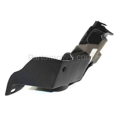 Aftermarket Replacement - ESS-1205R 04-08 Chevy Malibu Front Outer Engine Splash Shield Under Cover Passenger Side - Image 2
