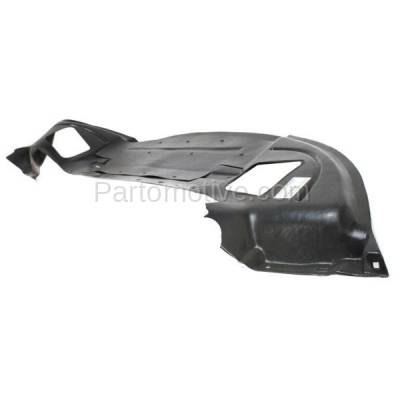 Aftermarket Replacement - ESS-1112 99-00 Cougar Base/V6 Front Engine Splash Shield Under Cover FO1228108 F8RZ8327AA - Image 2
