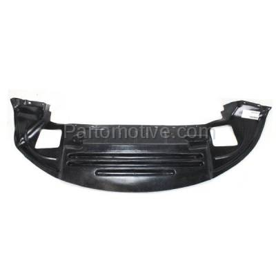 Aftermarket Replacement - ESS-1112 99-00 Cougar Base/V6 Front Engine Splash Shield Under Cover FO1228108 F8RZ8327AA - Image 3