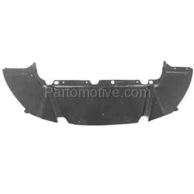 Aftermarket Replacement - ESS-1132 13-14 Focus ST Front Engine Splash Shield Under Cover/Air Deflector CM5Z8310D - Image 1