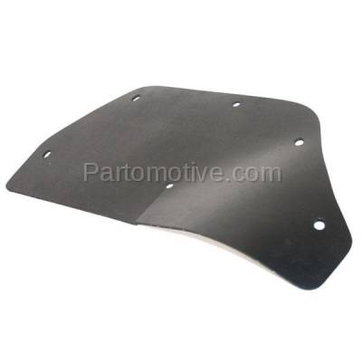 Aftermarket Replacement - ESS-1144L 03-11 Crown Vic Engine Splash Shield Under Cover LH Left Driver Side 3W7Z16240BA - Image 2