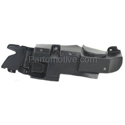 Aftermarket Replacement - ESS-1206R 06-08 Malibu 2.2L Outer Engine Splash Shield Under Cover Undercar Passenger Side - Image 1