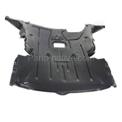 Aftermarket Replacement - ESS-1064 08-12 135i 2-Door Convertible Front Engine Splash Shield Under Cover BM1228136 - Image 3