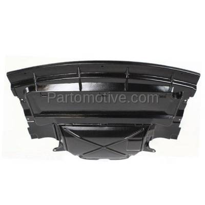 Aftermarket Replacement - ESS-1072 NEW 95-01 7-Series Center Engine Splash Shield Under Cover BM1228109 51718150223 - Image 2