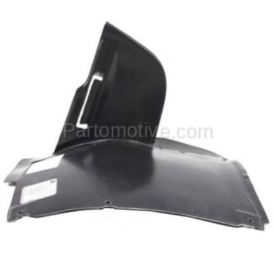 Aftermarket Replacement - ESS-1084R 01-03 5-Series Lower Engine Splash Shield Under Cover Passenger Side 51717008690 - Image 1