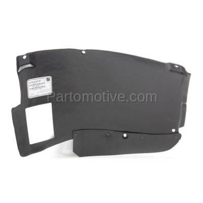 Aftermarket Replacement - ESS-1084R 01-03 5-Series Lower Engine Splash Shield Under Cover Passenger Side 51717008690 - Image 2