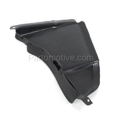 Aftermarket Replacement - ESS-1085R 04-10 5-Series w/o M-Package Engine Splash Shield Under Cover RH Passenger Side - Image 2