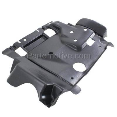 Aftermarket Replacement - ESS-1096 07-11 Nitro 08-12 Liberty Engine Splash Shield Under Cover w/o Insulation Foam - Image 2