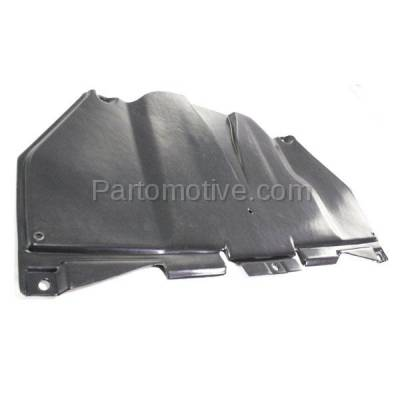 Aftermarket Replacement - ESS-1028 2001-01 Allroad Rear Engine Splash Shield Under Cover w/ Auto Trans. 4Z7863822B - Image 2