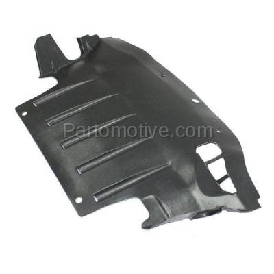 Aftermarket Replacement - ESS-1101 11-14 300 AWD Front Engine Splash Shield Under Cover w/o Insulation 68083327AC - Image 2