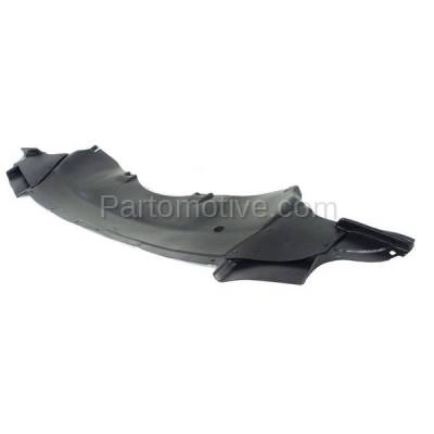 Aftermarket Replacement - ESS-1105 05-10 300/Charger AWD Front Engine Splash Shield Under Cover CH1228104 4806175AE - Image 2