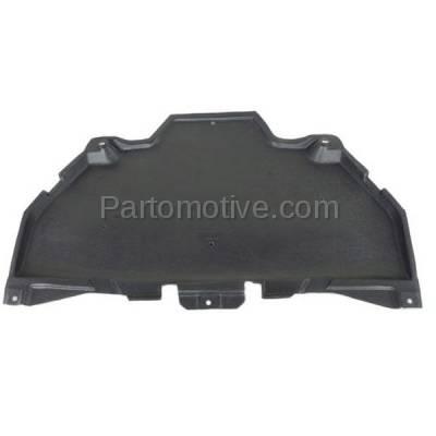 Aftermarket Replacement - ESS-1033 02-08 A4/S4 Engine Splash Shield Under Cover Rear Undercar AU1228101 8E0863822D - Image 1