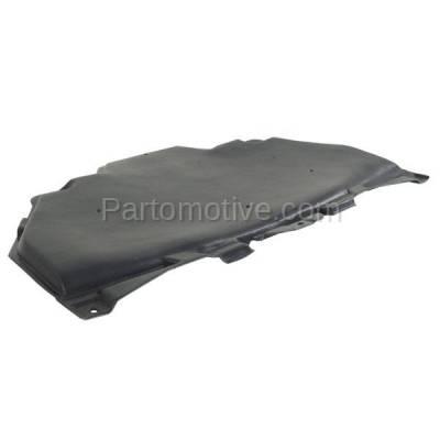 Aftermarket Replacement - ESS-1033 02-08 A4/S4 Engine Splash Shield Under Cover Rear Undercar AU1228101 8E0863822D - Image 2