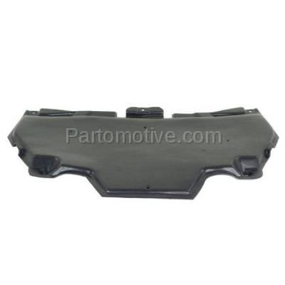 Aftermarket Replacement - ESS-1033 02-08 A4/S4 Engine Splash Shield Under Cover Rear Undercar AU1228101 8E0863822D - Image 3