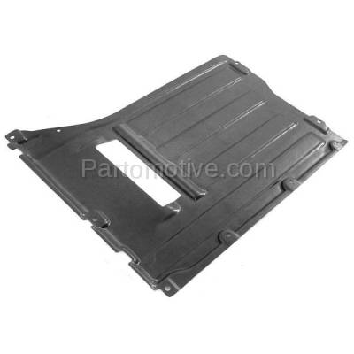 Aftermarket Replacement - ESS-1047 09-13 X5 Front Engine Splash Shield Under Cover Undercar BM1228156 51757160235 - Image 2