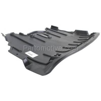 Aftermarket Replacement - ESS-1050 07-10 X5 Front Engine Splash Shield Under Cover Undercar w/o Sport-Pkg BM1228151 - Image 2