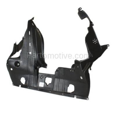 Aftermarket Replacement - ESS-1000 11-12 RL Engine Splash Shield Under Cover Black Plastic AC1228114 74111SJAA03 - Image 2