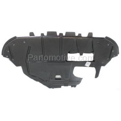Aftermarket Replacement - ESS-1022 05-06 TT 1.8L Engine Splash Shield Under Car Sound Dampening Cover 8N0825235K - Image 1