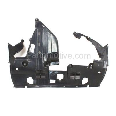 Aftermarket Replacement - ESS-1004 09-10 RL Engine Splash Shield Under Cover Undercar Plastic AC1228109 74111SJAA30 - Image 2