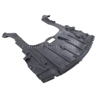 Aftermarket Replacement - ESS-1037 06-08 3-Series E91 AWD Front Engine Splash Shield Under Cover Type-2 w/Sport Pkg - Image 2