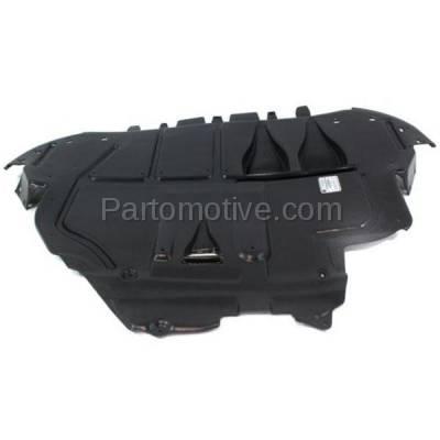 Aftermarket Replacement - ESS-1021 NEW 00-06 TT Engine Splash Shield Under Cover Undercar Sound Dampening AU1228114 - Image 1