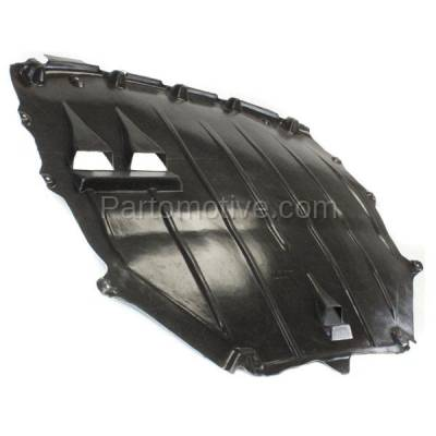 Aftermarket Replacement - ESS-1020 08-15 TT Quattro Engine Splash Shield Under Cover Undercar AU1228116 8J8825237A - Image 2