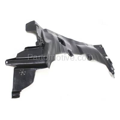 Aftermarket Replacement - ESS-1008 98-02 Accord & 99-03 TL 99-03 Engine Splash Shield Under Cover Front AC1228105 - Image 2
