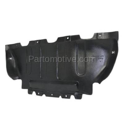 Aftermarket Replacement - ESS-1087 2014-2018 Jeep Grand Cherokee (Limited, Overland, Summit, Trailhawk) 3.0L Front Lower Engine Under Cover Splash Shield Undercar Guard - Image 2