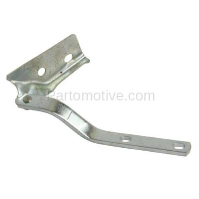Aftermarket Replacement - HDH-1208L 1999-2002 Volkswagen Cabrio & 1993-1999 Golf & Jetta (3rd Generation Models) Front Hood Hinge Bracket Made of Steel Left Driver Side - Image 1