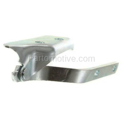 Aftermarket Replacement - HDH-1208R 1999-2002 Volkswagen Cabrio & 1993-1999 Golf & Jetta (3rd Generation Models) Front Hood Hinge Bracket Made of Steel Right Passenger Side - Image 2