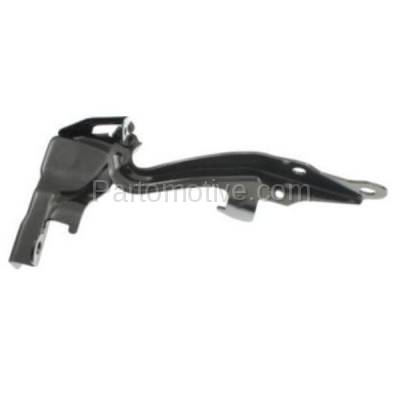 Aftermarket Replacement - HDH-1185L 2008-2018 Toyota Sequoia & 2007-2013 Tundra Pickup Truck (4.0 & 4.6 & 4.7 & 5.7 Liter) Front Hood Hinge Bracket Left Driver Side - Image 2