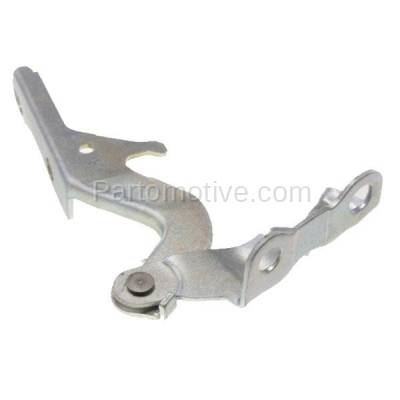 Aftermarket Replacement - HDH-1201L 2003-2008 Pontiac Vibe & 1998-2002 Toyota Corolla (Sedan & Wagon 4-Door) (1.8 Liter Engine) Front Hood Hinge Bracket Left Driver Side - Image 3