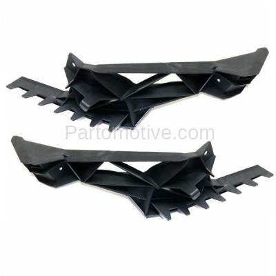 Aftermarket Replacement - FDS-1008L & FDS-1008R 11-16 Town&Country Front Fender Brace Support Bracket Left & Right Side PAIR SET - Image 3