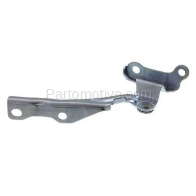 Aftermarket Replacement - HDH-1107R 2006-2011 Kia Rio & Rio5 (Hatchback & Sedan 4-Door) (1.6 Liter Engine) Front Hood Hinge Bracket Made of Steel Right Passenger Side - Image 1