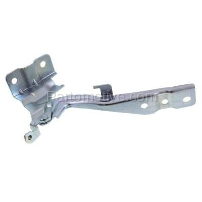 Aftermarket Replacement - HDH-1108L 2011-2015 Kia Sorento (Base, EX, Limited, LX, SX) (2.4 & 3.3 & 3.5 Liter Engine) Front Hood Hinge Bracket Made of Steel Left Driver Side - Image 1
