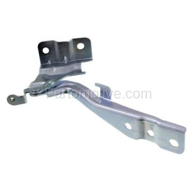 Aftermarket Replacement - HDH-1108L 2011-2015 Kia Sorento (Base, EX, Limited, LX, SX) (2.4 & 3.3 & 3.5 Liter Engine) Front Hood Hinge Bracket Made of Steel Left Driver Side - Image 2