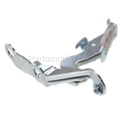 Aftermarket Replacement - HDH-1171R 2003-2008 Toyota Corolla & Matrix (Sedan & Wagon 4-Door) (1.8 Liter Engine) Front Hood Hinge Bracket Made of Steel Right Passenger Side - Image 2