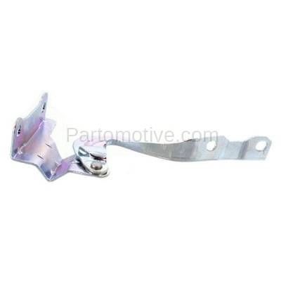 Aftermarket Replacement - HDH-1100R 2006-2012 Hyundai Accent (1.6 Liter Engine) (2012 Year Models for Hatchback Only) Front Hood Hinge Bracket Steel Right Passenger Side - Image 2