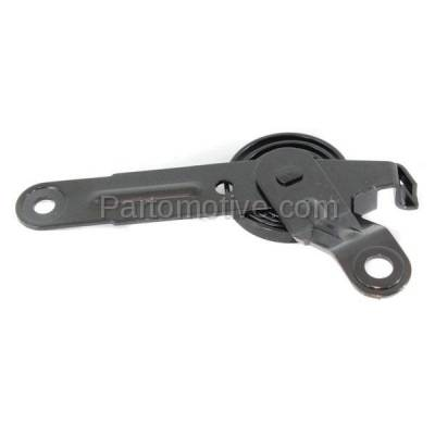 Aftermarket Replacement - HDH-1064R 2007-2014 Cadillac Escalade/ESV/EXT & Chevrolet/GMC Avalanche, Suburban, Tahoe, Yukon/XL Front Hood Hinge Assist Spring Right Passenger Side - Image 1