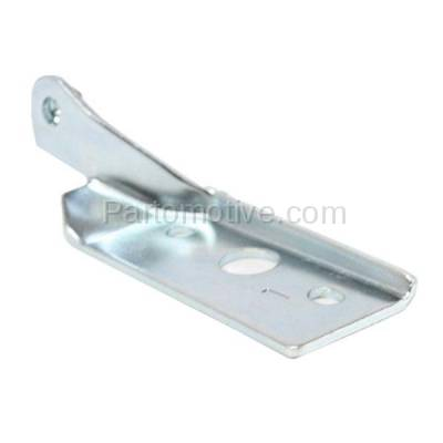 Aftermarket Replacement - HDH-1066L 1995-2005 Chevrolet Cavalier & Pontiac Sunfire (Convertible & Coupe & Sedan) Front Hood Hinge Lower Bracket Made of Steel Left Driver Side - Image 2