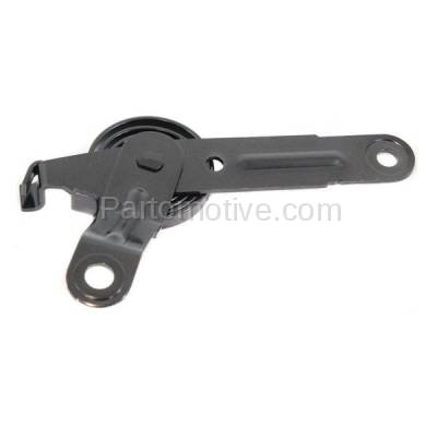 Aftermarket Replacement - HDH-1064L 2007-2014 Cadillac Escalade/ESV/EXT & Chevrolet/GMC Avalanche, Suburban, Tahoe, Yukon/XL Front Hood Hinge Assist Spring Left Driver Side - Image 1
