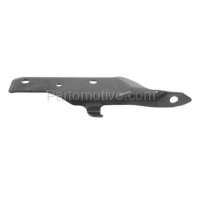 Aftermarket Replacement - HDH-1055L 2006-2013 Chevrolet Impala & 2014-2016 Impala Limited & 2006-2007 Monte Carlo (Upper Hood Mount) Front Hood Hinge Bracket Left Driver Side - Image 1