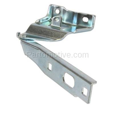 Aftermarket Replacement - HDH-1004L 2009-2016 Audi A4/A4 allroad/A4 Quattro/S4 (Sedan & Wagon 4-Door) Front Hood Hinge Bracket Made of Steel Left Driver Side - Image 2