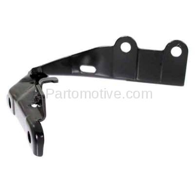 Aftermarket Replacement - HDH-1045L 2004-2012 Chevy Colorado, GMC Canyon & 2006 Isuzu i-280/i-350 & 2007-2008 i-290/i-370 Front Hood Hinge Bracket Left Driver Side - Image 2