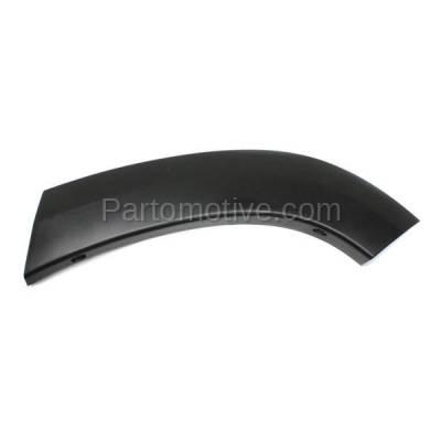 Aftermarket Replacement - FDT-1068L 06-12 RAV4 Rear Fender Molding Moulding Trim LH Driver Side TO1790103 756540R901 - Image 1