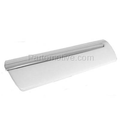 Aftermarket Replacement - FDT-1061R 00-03 E-Class Fender Molding Moulding Trim Arch Right Passenger Side MB1293106 - Image 2