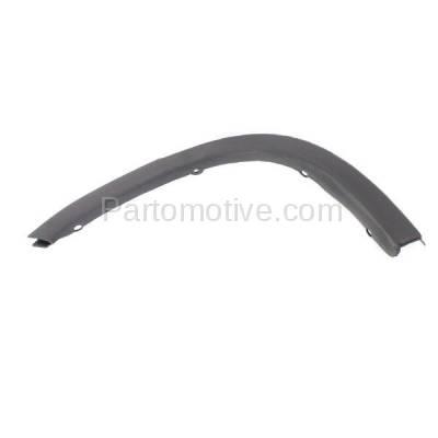 Aftermarket Replacement - FDT-1055R 97-01 CRV Rear Fender Molding Moulding Trim Arch Right Passenger Side HO1791101 - Image 1