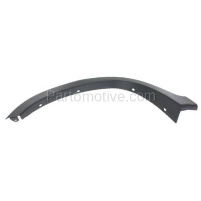 Aftermarket Replacement - FDT-1054R 05-06 CRV Rear Fender Molding Moulding Trim Arch Right Passenger Side HO1291106 - Image 2