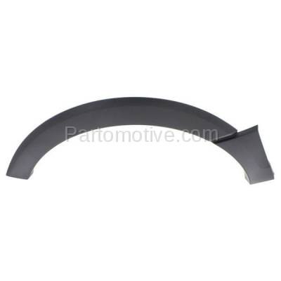 Aftermarket Replacement - FDT-1025R 07-14 Expedition Rear Fender Molding Moulding Trim Arch Passenger Side FO1791113 - Image 1